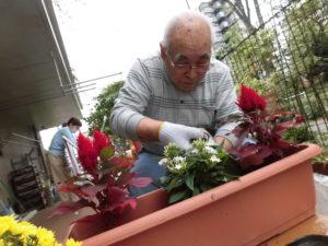 園芸クラブ 活動報告